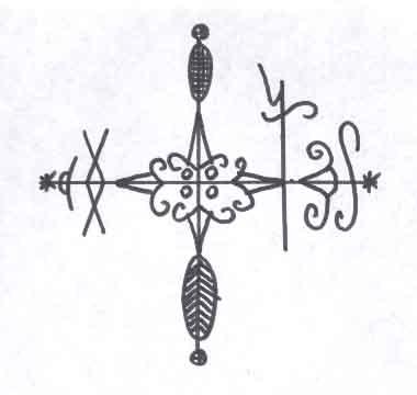 Крест легбы папа легба элебара